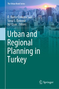 Cover Urban and Regional Planning in Turkey