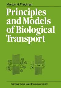 Cover Principles and Models of Biological Transport