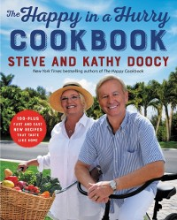 Cover Happy in a Hurry Cookbook