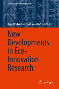 Cover New Developments in Eco-Innovation Research