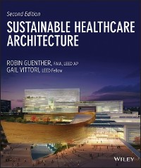 Cover Sustainable Healthcare Architecture