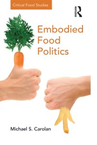 Cover Embodied Food Politics