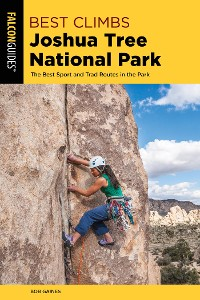Cover Best Climbs Joshua Tree National Park