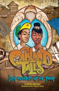 Cover Oakland Tales