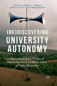 Cover (Re)Discovering University Autonomy