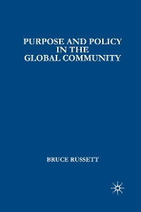 Cover Purpose and Policy in the Global Community