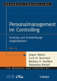 Cover Personalmanagement im Controlling