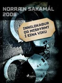 Cover Innilokaur og misyrmt i eina viku