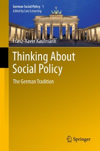 Cover Thinking About Social Policy