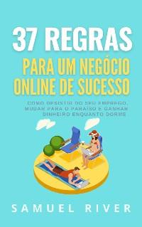 Cover 37 Regras para um Negócio Online de Sucesso
