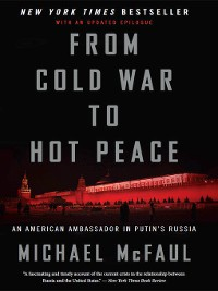 Cover From Cold War to Hot Peace