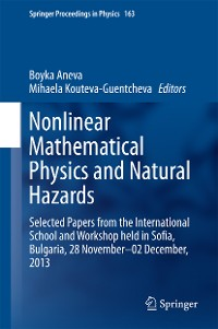 Cover Nonlinear Mathematical Physics and Natural Hazards