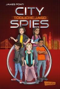 Cover City Spies 2: Tödliche Jagd
