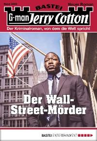 Cover Jerry Cotton 3299 - Krimi-Serie