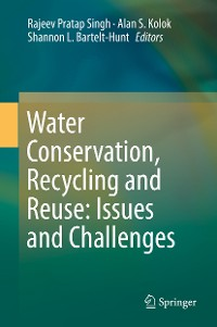 Cover Water Conservation, Recycling and Reuse: Issues and Challenges