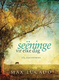 Cover Seëninge vir elke dag