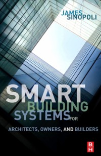 Cover Smart Buildings Systems for Architects, Owners and Builders