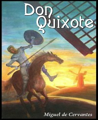 Cover Don Quixote