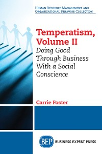 Cover Temperatism, Volume II
