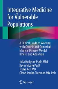 Cover Integrative Medicine for Vulnerable Populations