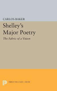 Cover Shelley's Major Poetry