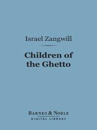 Cover Children of the Ghetto