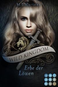 Cover Wild Kingdom 3: Erbe der Löwen