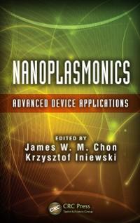 Cover Nanoplasmonics
