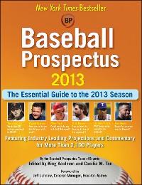 Cover Baseball Prospectus 2013