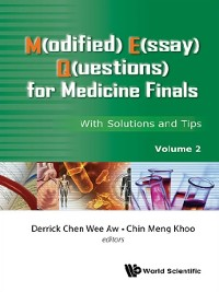 Cover M(odified) E(ssay) Q(uestions) For Medicine Finals