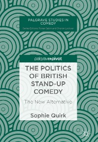 Cover The Politics of British Stand-up Comedy