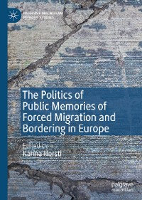 Cover The Politics of Public Memories of Forced Migration and Bordering in Europe