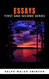Cover ESSAYS - FIRST AND SECOND SERIES
