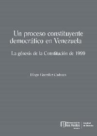 Cover Un proceso constituyente democrático en Venezuela