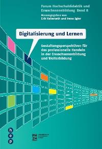 Cover Digitalisierung und Lernen (E-Book)