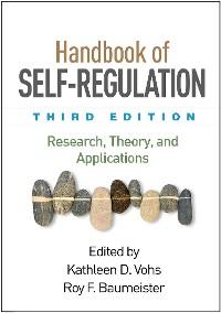 Cover Handbook of Self-Regulation, Third Edition