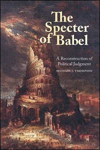Cover Specter of Babel, The