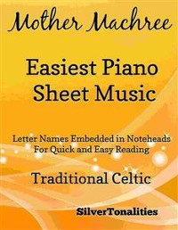 Cover Mother Machree Easiest Piano Sheet Music