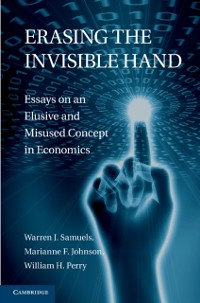 Cover Erasing the Invisible Hand