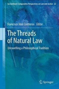 Cover The Threads of Natural Law