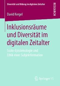 Cover Inklusionsräume und Diversität im digitalen Zeitalter