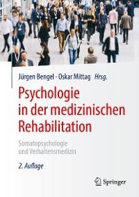 Cover Psychologie in der medizinischen Rehabilitation