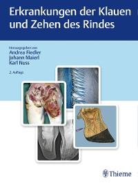 Cover Erkrankungen der Klauen und Zehen des Rindes