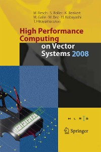 Cover High Performance Computing on Vector Systems 2008