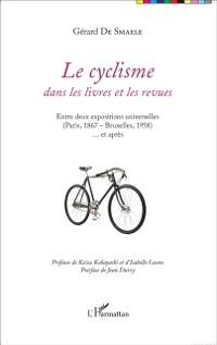 Cover Le cyclisme dans les livres et les revues