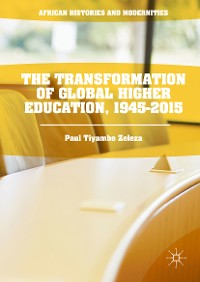 Cover The Transformation of Global Higher Education, 1945-2015