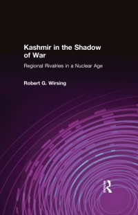 Cover Kashmir in the Shadow of War