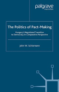 Cover The Politics of Pact-Making