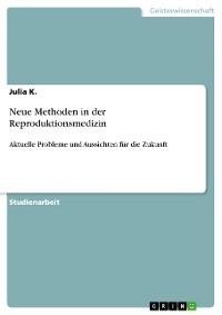 Cover Neue Methoden in der Reproduktionsmedizin