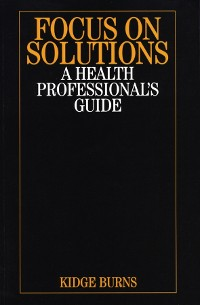 Cover Focus on Solutions